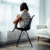 Vyberáme sedačku: Akú zvoliť výšku sedenia a materiál?
