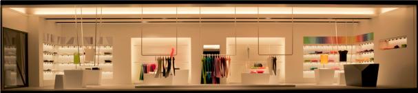 Osvetlenie pri nakupovaní pôsobí rôzne na slobodomyšlienkára, dobrodruha čí lídra 1