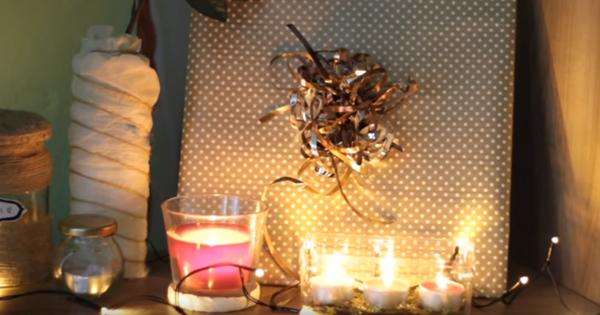 Vianočné dekorácie na poslednú chvíľu